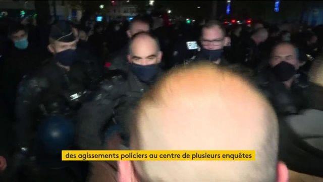 Evacuation de migrants à Paris : les violences policières au coeur de l'enquête
