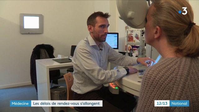 Santé : combien de temps faut-il en moyenne pour obtenir un rendez-vous chez le médecin ?