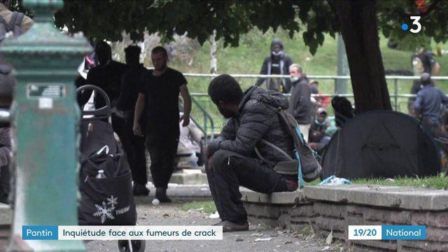 Pantin : la ville démunie face aux consommateurs de crack