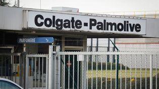 L'usine Colgate-Palmolive de Milmort (Belgique), le 6 novembre 2012. (BRUNO FAHY / BELGA)