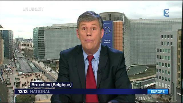 Lutte contre le terrorisme : Manuel Valls en visite à la Commission européenne