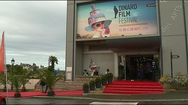 Présentation du festival du film de Dinard