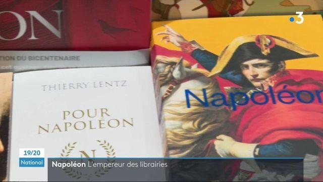 Histoire : l'empereur Napoléon, un vrai succès de librairie