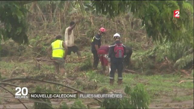 Pluies meurtrières en Nouvelle-Calédonie