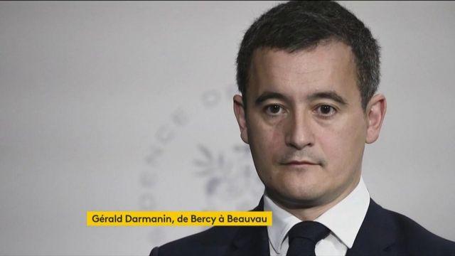 Gérald Darmanin promu ministre de l'Intérieur
