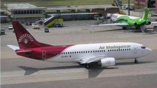 Un avion d'Air madagascar (©Wikimédia)