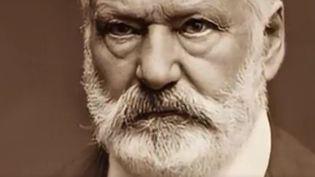 Image de Victor Hugo d'après MyHeritage. (CAPTURE D'ECRAN DAILYMOTION)