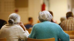 Deux laboratoires américains ont annoncé le 6 août 2012 l'échec d'essais cliniques, basés sur une nouvelle molécule censée combattre la maladie d'Alzheimer. (PASCAL DELOCHE / GETTY IMAGES)