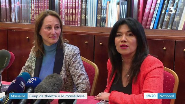 Marseille : coup de théâtre à la marseillaise