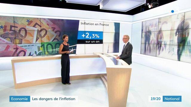 Economie : les dangers de l'inflation