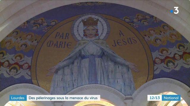 Covid-19 : Lourdes à l'épreuve du virus