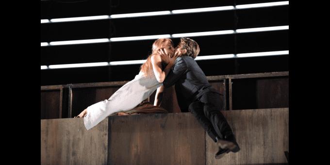 Roméo et Juliette, une tragédie mythique revisitée par Olivier Py.  (Alain Fonteray)
