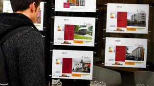 Le DPE est désormais obligatoirepour la vente et la location des logements.(Photo d'illustration) (MAURY GOLINI / MAXPPP)