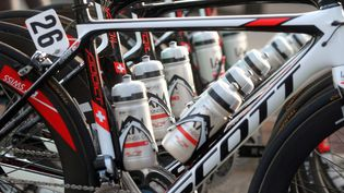 64e édition du Cicuit cycliste Sarthe -Pays de la Loire. (MAXPPP)