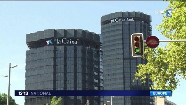 Indépendance de la Catalogne : les banques catalanes font migrer leur siège vers Madrid