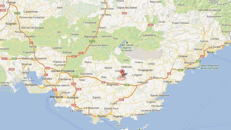 Le drame s'est produit dans la nuit du vendredi 24 à samedi 25 mai à Carcès, près de Brignoles dans le Var.
