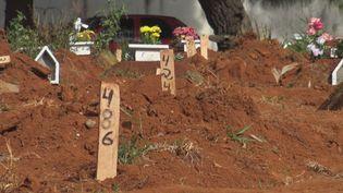 A Manaus, tout le monde a perdu un parent, un ami. (GILLES GALLINARO / RADIO FRANCE)