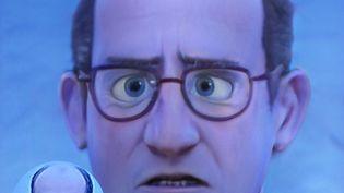Le Premier ministre Jean Castex et son avatar via l'application ToonMe. Janvier 2021 (CAPTURE D'ECRAN TOONME.COM)