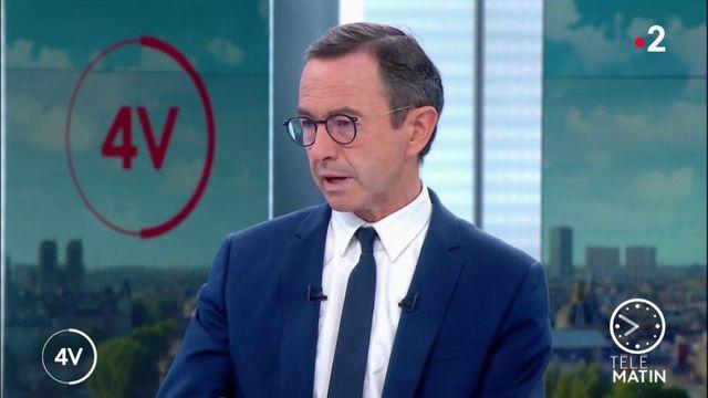 """Abstention lors des municipales : """"La classe politique doit changer et écouter"""", clame Bruno Retailleau"""