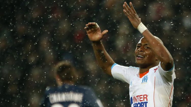 Andre Ayew (Olympique de Marseille) (KENZO TRIBOUILLARD / AFP)