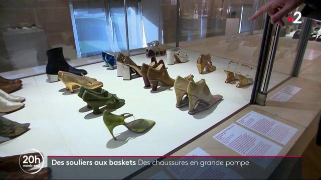 Des souliers aux baskets : l'évolution d'un style