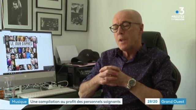 Une compilation pour le CHU de Rennes