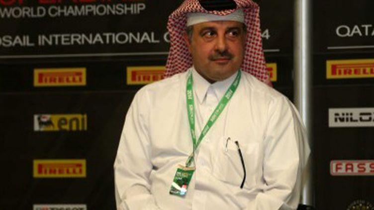 Nasser ben Khalifa al-Attiyah. (ENES KANLI / ANADOLU AGENCY)