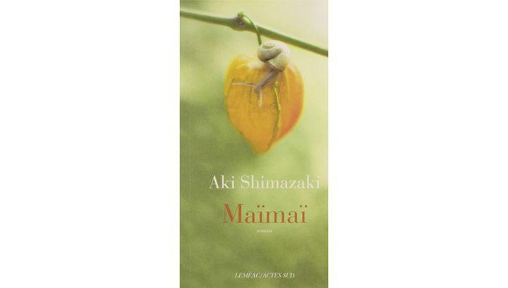 "Couverture de ""MaïMaï"", d'Aki Shimazaki (Actes Sud, 2019) (Actes Sud)"