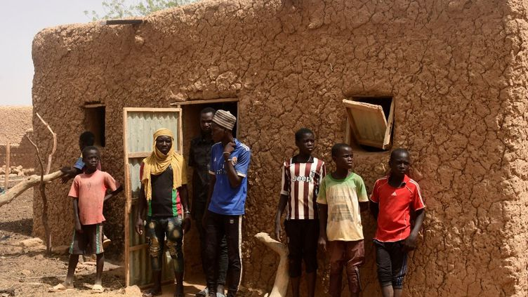 Le village de Zibane-Koira Zéno, au nord de Tillabéri au Niger, avait déjà subi une attaque armée, le 8 mai 2020. (BOUREIMA HAMA / AFP)