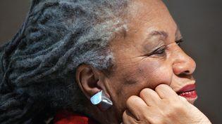 L'auteure américaine Toni Morrison, décédée à l'âge de 88 ans le lundi 5 août 2019. (FRANCOIS GUILLOT / AFP)