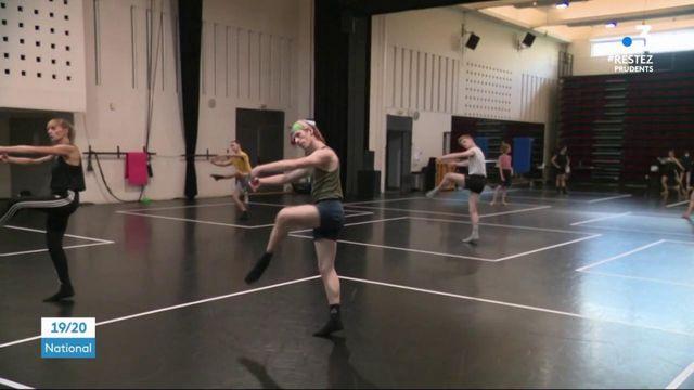 Marseille : les danseurs reprennent le chemin des répétitions