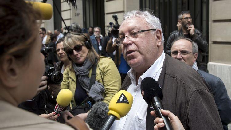 Gérard Filoche, membre du bureau national du PS (VINCENT ISORE/IP3 / MAXPPP)