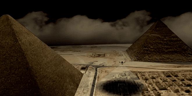 Scanner les Pyramides  (France 3)