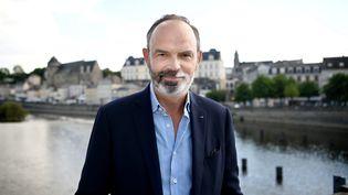 L'ancien Premier ministre Édouard Philippe à Laval (Mayenne), le 11 juin 2021. (MARC OLLIVIER / MAXPPP)