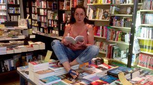Caroline Kuntz, Librairie de Deauville, jusqu'aux lueurs de l'aube  (DR)