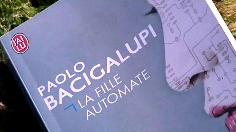 La fille automate  (FranceÔ/culturebox)