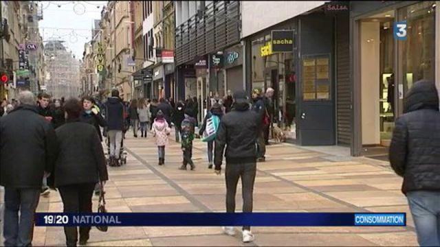 Noël : à Metz, les commerces sont ouverts ce dimanche