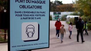 Le parc d'acclimatation à Paris le 19 octobre 2020 (AURÉLIEN ACCART / FRANCEINFO / RADIO FRANCE)
