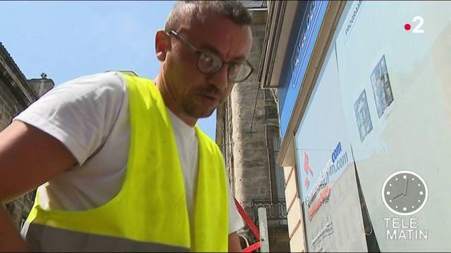 Canicule : les salariés du BTP mis à rude épreuve