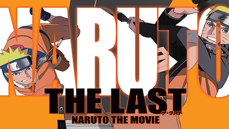 """Détail de l'affiche de """"Naruto, The Last""""  (Eurozoom)"""