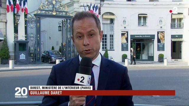 Explosion à Lyon : Christophe Castaner se rend sur place