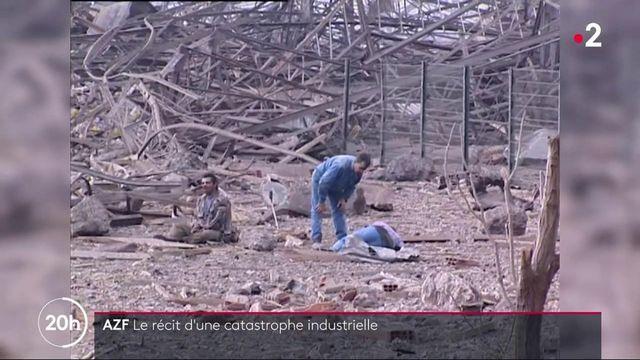 Explosion de l'usine AZF : le récit d'une catastrophe