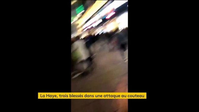 Trois blessés après une attaque au couteau à La Haye
