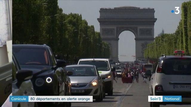 Chaleur, pollution, urgences... La France à l'heure de la canicule