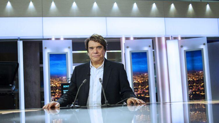 (Bernard Tapie doit-il rembourses les 403 millions d'euros en attendant le nouveau jugement de septembre ? © Maxppp)