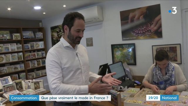 Consommation : que pèse vraiment le made in France ?