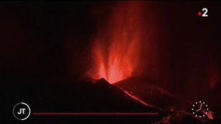 Le volcan Cumbe Vieja. (France 2)