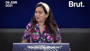VIDEO. Au Parlement européen, elles brisent le silence sur le harcèlement en ligne (BRUT)