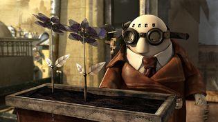 """""""Mr Hublot"""" de Laurent Witz nominé pour l'Oscar du meilleur court-métrage d'animation  (ZEILT productions)"""