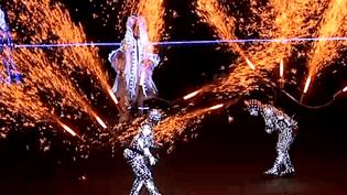 Un ballet pyrotechnique exceptionnel  (France 3)